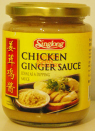 SINGLONG CHICKEN GINGER SAUCE 230G