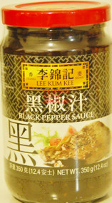 LKK BLACK PEPPER SAUCE 350G
