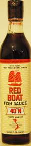 RED BOAT FISH SAUCE 500ML