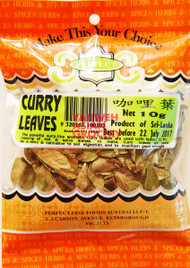 PFF CURRY LEAVES 10G