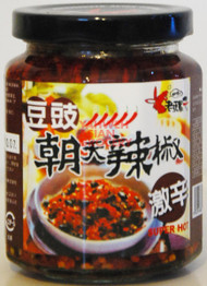 CHF HOT PICKLED SOYBEAN 240G