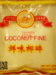 GOLD FISH COCONUT FINE 200G