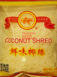 GOLD FISH COCONUT SHREDDED 200G