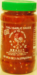 HUY FONG CHILLI GARLIC 226G