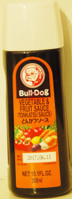 BULL DOG TONGKATSU SAUCE 300G