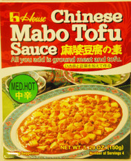 HOUSE MA PO TOFU MEDIUM HOT 150G