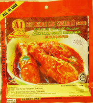 A1 BEST ONE MEAT CURRY PASTE 230G