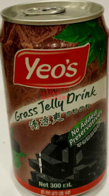 YEO'S GRASS JELLY DRINK 300ML