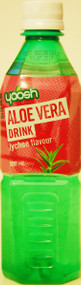 YOOSH ALOE VERA WITH LYCHEE 500ML