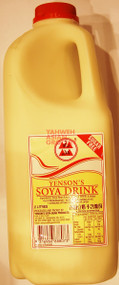 YENSON SOY MILK WITHOUT SUGAR 2L