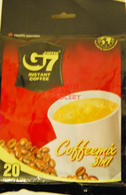 G7 3 IN 1 COFFEE