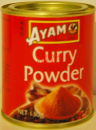 AYAM CURRY POWDER 130G