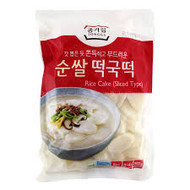 CHONGGA RICE CAKE SLICED 500G