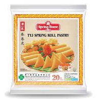 SPRING HOME SPRING ROLL W EGG 50PC