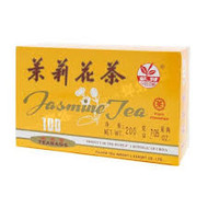 SPROUTING JASMINE TEA 100 BAGS 200G