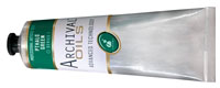 Archival Artist Oil 300ml Tube in Colour Green
