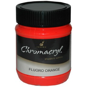 Chromacryl Student Acrylics - 250ml
