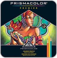 Prismacolor Premier Soft Core Colored Pencils 72 Set