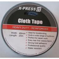 X-Press It Cloth Tape (Gaffa) 48mm x 25m - Blue