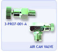 Sparmax Accessories Air Can Valve PR06-002