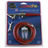 Paasche Airbrush H Card Single Action