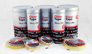 Pilotape Clear - 18x66mm