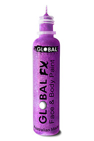 Global FX Face & Body Paint 36ml - Purple