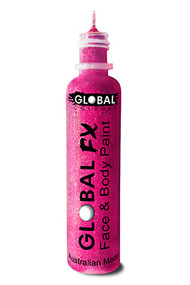 Global FX Face & Body Paint 36ml - Rose