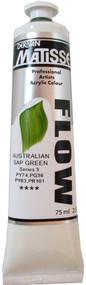 Matisse Flow Acrylic 75ml - Green Grey