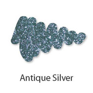 Kindy Glitz 36ml - Antique Silver