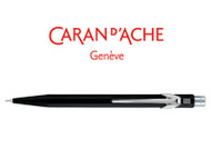 Caran D'Ache 844 Mechanical Pencil 0.7mm - Black | 844.009