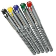 Zig Millenium Set of 5 Colours - Size 05