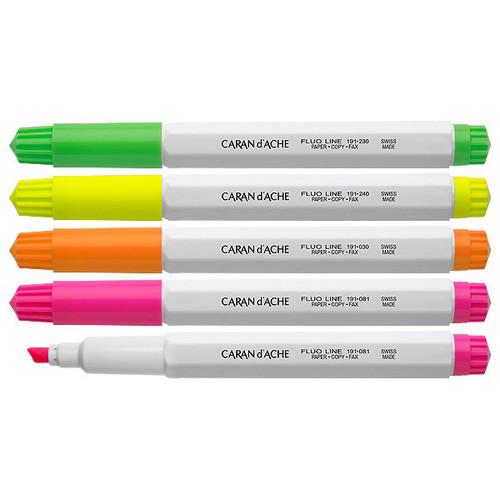 Highlighter - Fluo Line, Orange   191.030