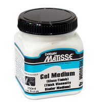 Matisse Gel Medium (Gloss Finish) MM4