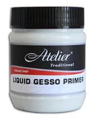 Atelier Liquid Gesso Primer
