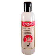 Jo Sonja's Polyurethane Water Based Satin Varnish - 250ml