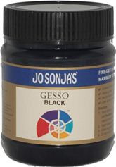 Jo Sonja's Black Gesso - 250ml