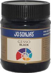 Jo Sonja's Black Gesso - 250ml