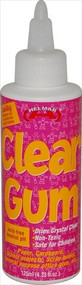 Helmar Clear Gum Glue - 125ml