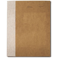 O-Check Design Sketchbook - Brown
