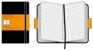 Moleskine Notebook 192 Pages Soft Cover - Pocket (9cm x 14cm) - Ruled