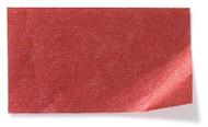 Metallic Flower Tissue Paper Pack - Metallic Red