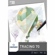 Canson 70GSM Tracing Pad - A2