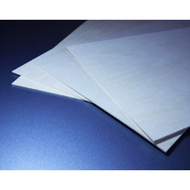 Basswood Ply Sheet - 457mm x 915mm x 2.0mm
