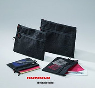 Rumold Mesh Bag A5 Black