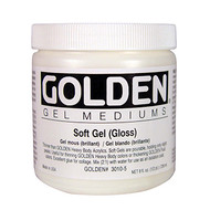 Golden Soft Gel (Gloss)