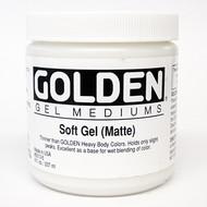 Golden Soft Gel (Matte) 236ml