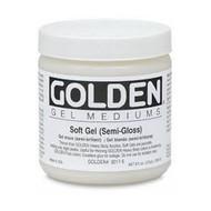 Golden Soft Gel (Semi-Gloss) 236ml