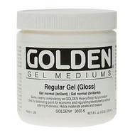 Golden Regular Gel (Gloss) 236ml