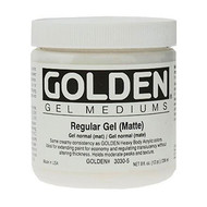 Golden Regular Gel (Matte) 236ml